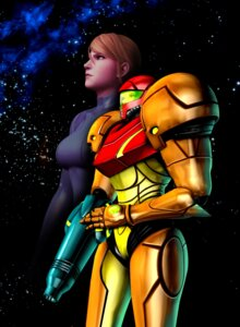Rating: Safe Score: 9 Tags: cg metroid nintendo samus_aran User: krazy-kun