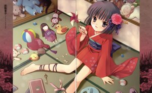Rating: Safe Score: 7 Tags: fixme gap hijiri_ruka japanese_clothes yukata User: fireattack