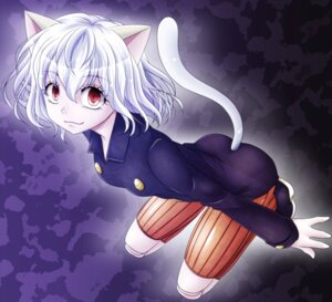 Rating: Safe Score: 22 Tags: animal_ears h.t.k hunter_x_hunter nefelpitou nekomimi tail User: 23yAyuMe