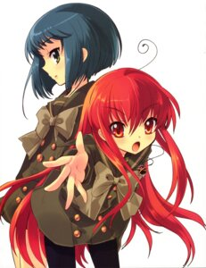 Rating: Safe Score: 15 Tags: hecate ito_noizi konoe_fumina pantyhose screening seifuku shakugan_no_shana shana User: 月无名