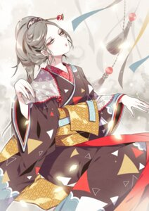 Rating: Safe Score: 15 Tags: kimono tagme toukiden User: NotRadioactiveHonest