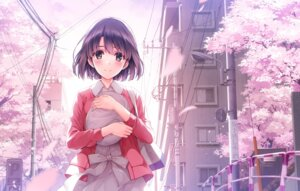 Rating: Safe Score: 130 Tags: dress katou_megumi misaki_kurehito saenai_heroine_no_sodatekata saenai_heroine_no_sodatekata_flat User: Ixylophone