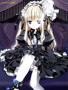 Rating: Safe Score: 52 Tags: gothic_lolita lolita_fashion miyashita_miki User: Radioactive