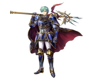 Rating: Questionable Score: 4 Tags: armor asatani_tomoyo ephraim fire_emblem fire_emblem:_seima_no_kouseki fire_emblem_heroes nintendo warrior weapon User: fly24