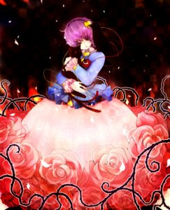 Rating: Safe Score: 8 Tags: hanada_hyou komeiji_satori neko touhou User: animeprincess