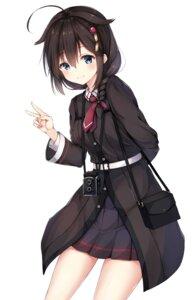 Rating: Safe Score: 48 Tags: kantai_collection seifuku shigure_(kancolle) ym User: hiroimo2