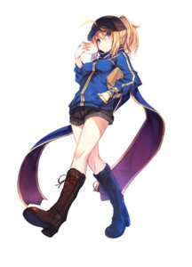 Rating: Safe Score: 42 Tags: fal_maro fate/grand_order heels heroine_x User: fairyren