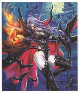 Rating: Safe Score: 36 Tags: cleavage devil lord_of_vermilion thighhighs yamashita_shunya User: Radioactive