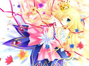 Rating: Safe Score: 30 Tags: arietta dress lyrical_ds lyrical_lyric sakurazawa_izumi wallpaper User: fireattack