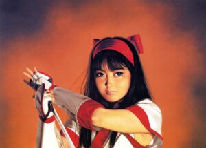 Rating: Safe Score: 5 Tags: nakoruru samurai_spirits shinkirou snk User: Radioactive