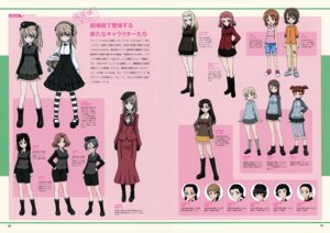 Rating: Safe Score: 16 Tags: dress girls_und_panzer gothic_lolita gym_uniform lolita_fashion megane nishizumi_miho pantyhose tagme uniform User: Hatsukoi