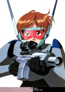 Rating: Safe Score: 2 Tags: armor gall_force gun sandy_newman sonoda_kenichi User: Radioactive