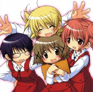 Rating: Safe Score: 6 Tags: hidamari_sketch jpeg_artifacts User: Radioactive