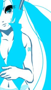 Rating: Safe Score: 5 Tags: adoone hatsune_miku pantsu shimapan vocaloid User: minakomel
