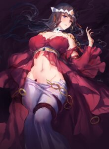 Rating: Questionable Score: 84 Tags: bondage cleavage nopan see_through swd3e2 tentacles torn_clothes venus_blood User: Mr_GT
