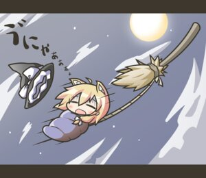 Rating: Safe Score: 6 Tags: aoblue chibi kirisame_marisa touhou User: Radioactive