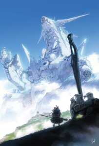 Rating: Safe Score: 26 Tags: gun mecha wadatsumi_garland User: Radioactive