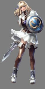 Rating: Safe Score: 14 Tags: pyrrha_alexandra soul_calibur soul_calibur_v sword thighhighs transparent_png User: Radioactive