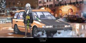 Rating: Questionable Score: 17 Tags: gun hamachi_hazuki landscape User: Dreista