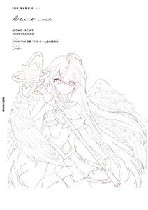 Rating: Safe Score: 6 Tags: kinako_kona sketch wings User: BattlequeenYume