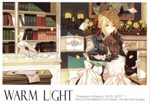 Rating: Safe Score: 14 Tags: cheese_kang dress violet_evergarden violet_evergarden_(character) User: kiyoe