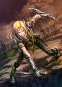 Rating: Safe Score: 19 Tags: armor tenmaso weapon User: fairyren