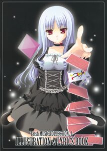 Rating: Safe Score: 13 Tags: fujisaki_rei lolita_fashion User: Radioactive
