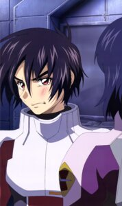 Rating: Safe Score: 5 Tags: bodysuit gundam gundam_seed gundam_seed_destiny male shinn_asuka User: drop