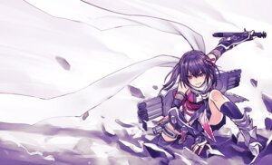 Rating: Questionable Score: 43 Tags: kantai_collection matsuryuu sendai_(kancolle) User: KazukiNanako