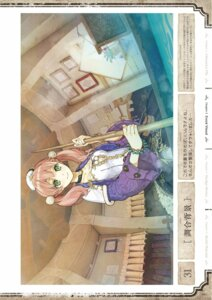 Rating: Safe Score: 5 Tags: atelier atelier_escha_&_logy digital_version escha_malier hidari jpeg_artifacts User: Shuumatsu