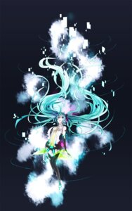Rating: Safe Score: 19 Tags: hatsune_miku maico miku_append thighhighs vocaloid vocaloid_append User: Yamaro