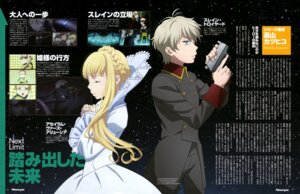 Rating: Safe Score: 11 Tags: aldnoah.zero asseylum_vers_allusia dress gun kogure_masahiro slaine_troyard uniform User: drop