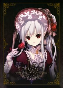 Rating: Safe Score: 41 Tags: dmyo gothic_lolita lolita_fashion snow_ring User: fireattack