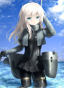 Rating: Safe Score: 50 Tags: bodysuit haribote kantai_collection u-511 wet User: SubaruSumeragi