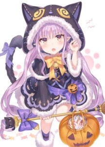 Rating: Safe Score: 53 Tags: animal_ears halloween hikawa_kyouka nekomimi pointy_ears princess_connect princess_connect!_re:dive tagme tail tokkyu User: Mr_GT
