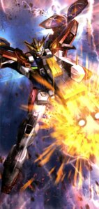 Rating: Safe Score: 8 Tags: gun gundam gundam_wing mecha User: drop