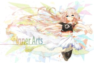 Rating: Safe Score: 23 Tags: ia_(vocaloid) thighhighs voice_(vocaloid) User: WhiteExecutor