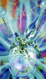 Rating: Safe Score: 9 Tags: 00_qan[t] gundam gundam_00 gundam_00:_a_wakening_of_the_trailblazer kim_sejoon mecha User: Radioactive