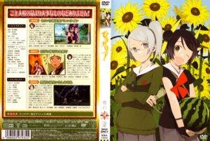 Rating: Safe Score: 4 Tags: disc_cover himawari hinata_himawari megane ninja okama seifuku shikimi User: Radioactive
