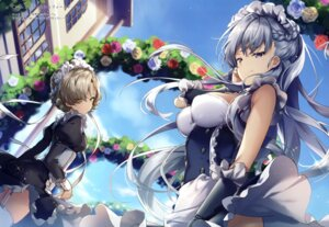 Rating: Safe Score: 78 Tags: azur_lane belfast_(azur_lane) eterna-radiare maid riichu sheffield_(azur_lane) User: Nepcoheart
