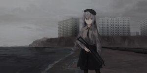 Rating: Questionable Score: 8 Tags: chihuri gun heterochromia User: Dreista