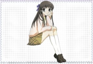 Rating: Safe Score: 6 Tags: fruits_basket honda_tohru screening User: kyoushiro