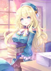 Rating: Safe Score: 65 Tags: atago_(kancolle) ayuya_naka_no_hito kantai_collection pantyhose User: KazukiNanako