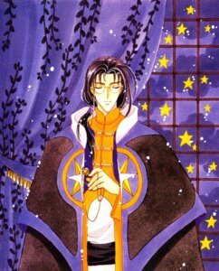 Rating: Safe Score: 3 Tags: card_captor_sakura clamp clow_reed male User: Share