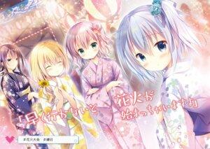 Rating: Safe Score: 15 Tags: shirogane_hina tagme yukata User: kiyoe