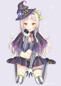 Rating: Questionable Score: 19 Tags: cleavage garter hololive murasaki_shion tagme thighhighs witch User: Serial07