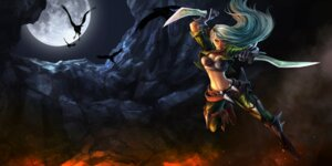 Rating: Safe Score: 3 Tags: katarina_du_couteau league_of_legends tagme User: Radioactive