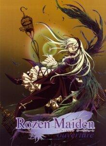 Rating: Safe Score: 9 Tags: lolita_fashion rozen_maiden suigintou User: Radioactive