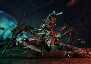 Rating: Safe Score: 10 Tags: castlevania castlevania:_lords_of_shadow cg mecha monster User: charly_rozen