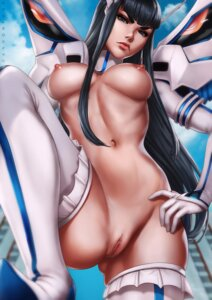 Rating: Explicit Score: 49 Tags: armor dandon_fuga kill_la_kill kiryuuin_satsuki naked nipples pussy thighhighs uncensored User: Radioactive